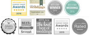 Wedding Catering Award 2016, the Knot