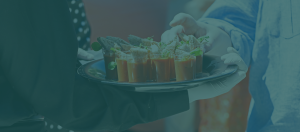 Thrive corporate caterer