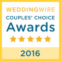 weddingwire couples choice awards 2016