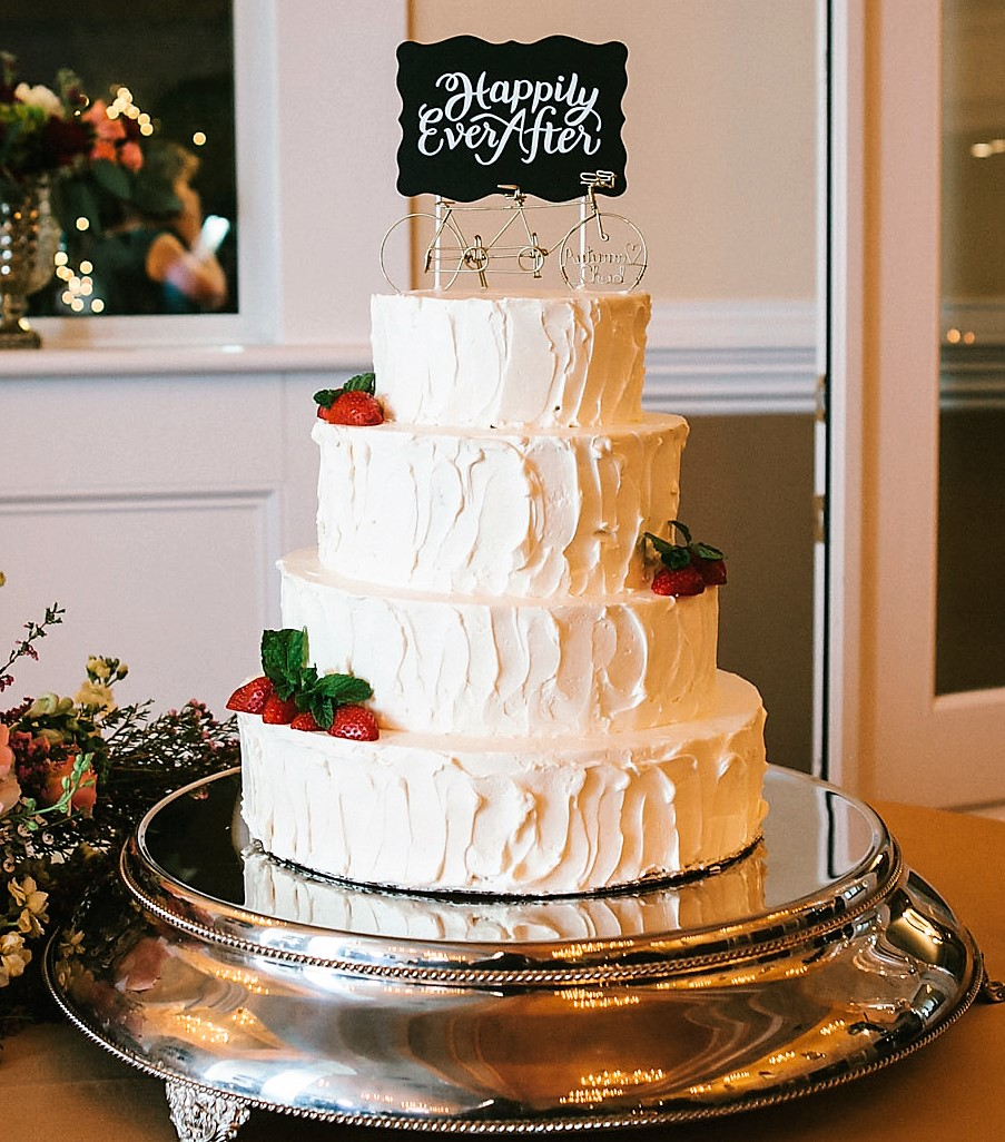 Wedding Catering By Thrive, A Green Caterer In Savannah, GA