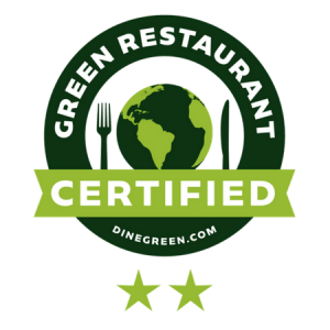 green certified catering